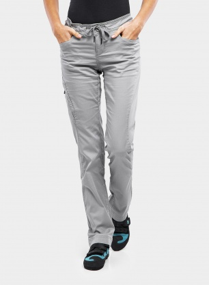 Spodnie damskie Black Diamond Credo Pants - nickel