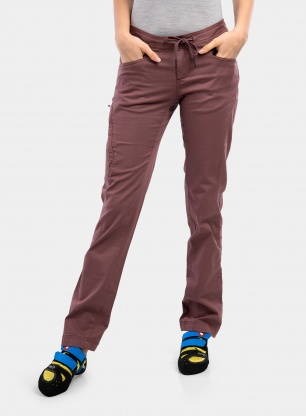 Spodnie damskie Black Diamond Credo Pants - sandalwood