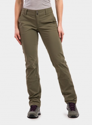 Spodnie damskie Columbia Saturday Trail Pant - stone green