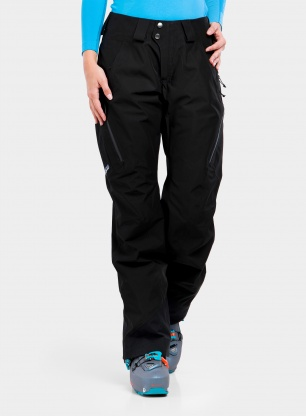 Spodnie damskie Patagonia Powder Bowl Pants - black