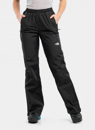 Spodnie damskie The North Face Scalino Shell Pant - black