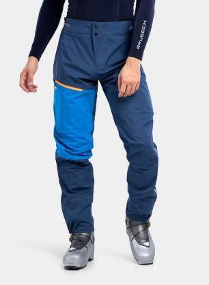 Spodnie membranowe Ortovox Westalpen 3L Light Pants - blue lake