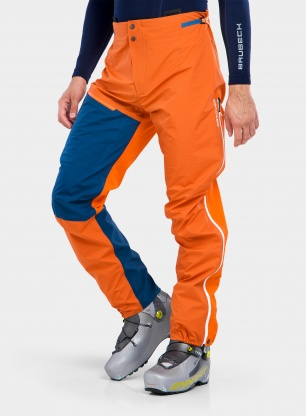 Spodnie membranowe Ortovox Westalpen 3L Light Pants - desert orange