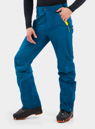 Spodnie Patagonia Upstride Pants - crater blue