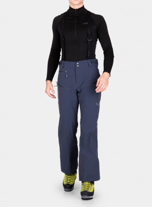 Spodnie softshellowe Rab Upslope Pants - ebony