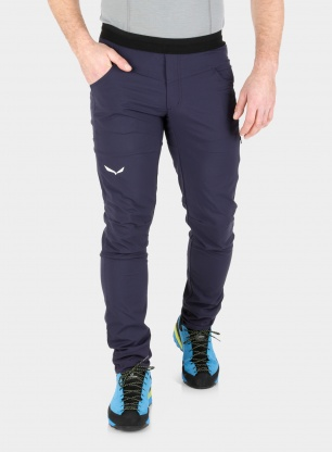 Spodnie softshell Salewa Agner Light DST Pant - premium navy