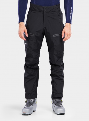 Spodnie Salewa Sella Responsive Pant - black out