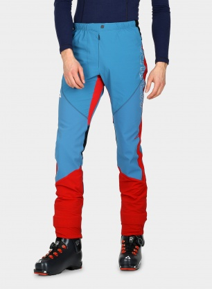 Spodnie skiturowe Montura Ski Crossing Pant - blue/red