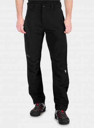 Spodnie softshellowe Marmot Scree Pant - black/black