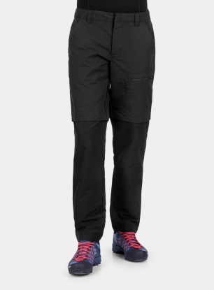 Spodnie turystyczne The North Face Purna Convertible Pant - blk