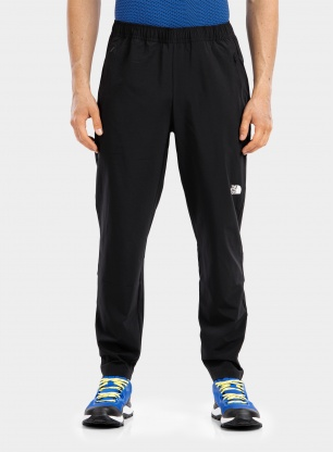 Spodnie The North Face Door To Trail Jogger - black