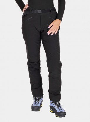 Damskie spodnie The North Face Exploration Insulated Pant - black