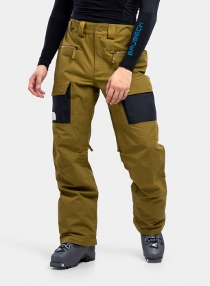 Spodnie The North Face Slashback Cargo Pant - fir green/tnf black
