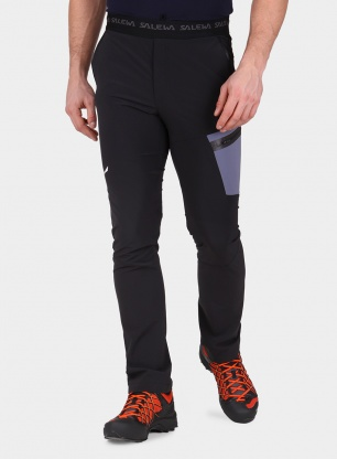 Spodnie trekkingowe Salewa Pedroc Light DST Pant - black out