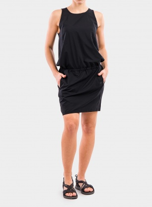Sukienka Arcteryx Contenta Dress - black