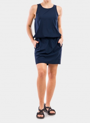 Sukienka Arcteryx Contenta Dress - cobalt moon