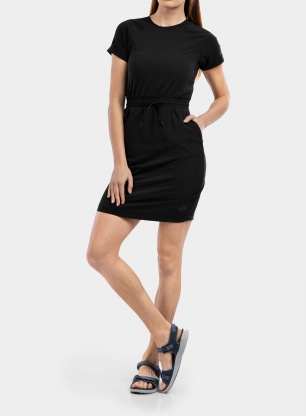 Sukienka damska The North Face Never Stop Wearing Dress - blk