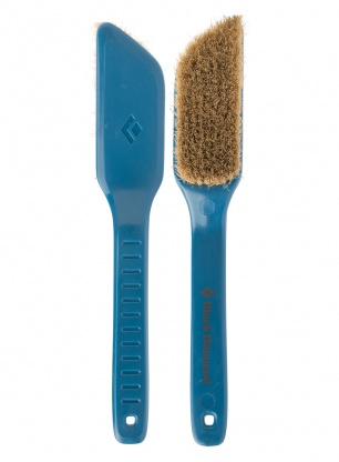 Szczotka Black Diamond Bouldering Brush Medium - blue