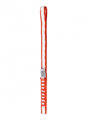 Taśma Climbing Technology Extender DY Pro 22 cm - white/red
