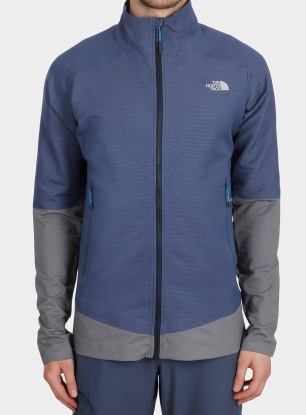 Softshell The North Face Aterpea Softshell Jacket - sh. blue
