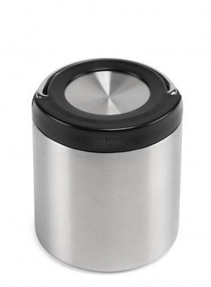 Termos Klean Kanteen TKCanister 236ml - brushed stainless