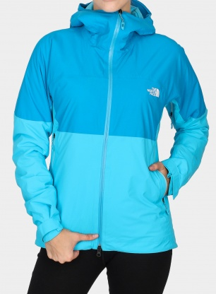 Damska kurtka na narty The North Face Impendor Insulated NE - blue