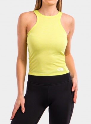 Top damski The North Face Vyrtue Tank - spring green