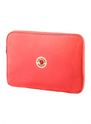 Pokrowiec na laptopa Fjallraven Kanken Laptop Case 15 - peach pink