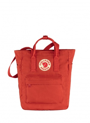 Torba Fjallraven Kanken Totepack - true red