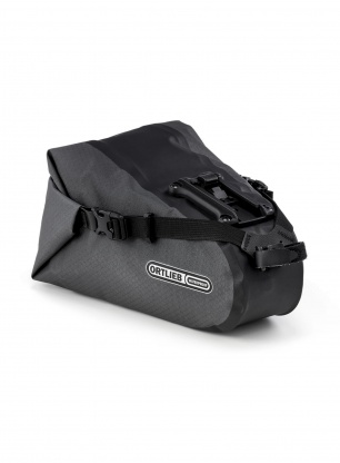Torba podsiodłowa Ortlieb Saddle-Bag Two 4,1L - black matt