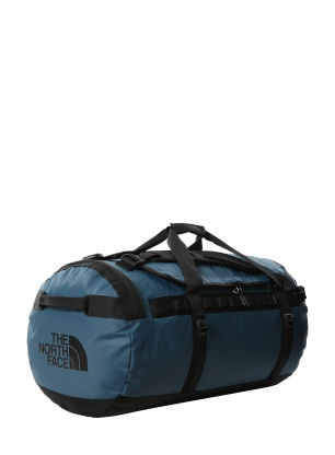 Torba The North Face Base Camp Duffel L - blue/black
