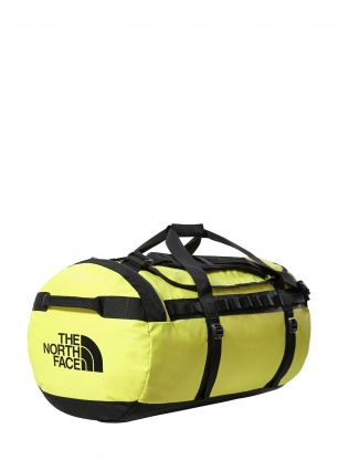 Torba The North Face Base Camp Duffel L - green/blk