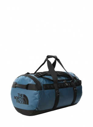 Torba The North Face Base Camp Duffel M - blue/black