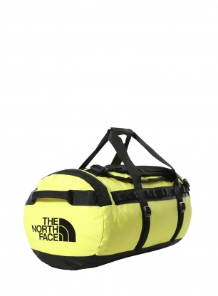 Torba The North Face Base Camp Duffel M - green/tnf blk
