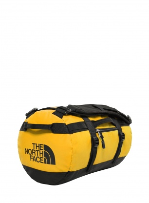 Torba The North Face Base Camp Duffel XS - summit gold/tnf black
