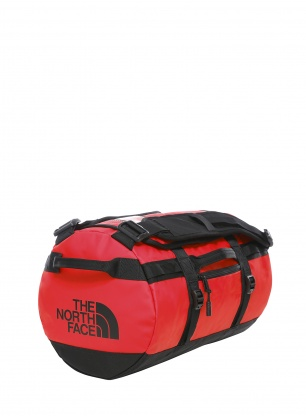 Torba The North Face Base Camp Duffel XS - tnf red/tnf black