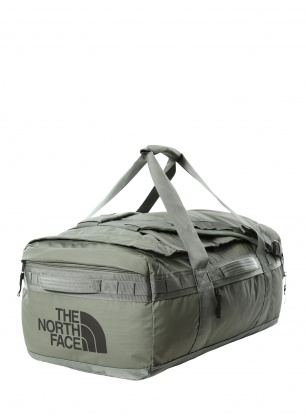Torba The North Face Base Camp Voyager Duffel 62L - green/blk