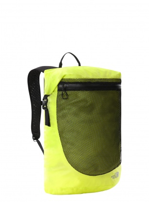 Torba The North Face Waterproof Rolltop - spring green/bl.