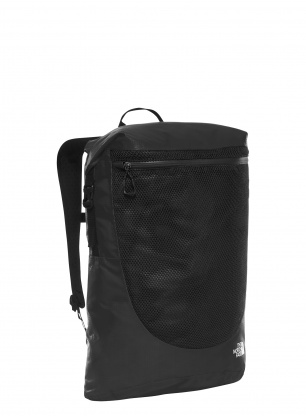 Torba The North Face Waterproof Rolltop - tnf black