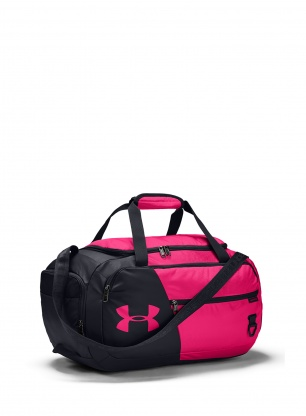 Torba Under Armour Undeniable 4.0 Duffle SM - cerise/black