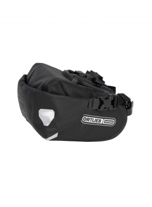 Torebka podsiodłowa Ortlieb Saddle-Bag Two 1,6L - black matt