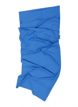 Wkładka Lifeventure Cotton Sleeping Bag Liner Rectangular - blue