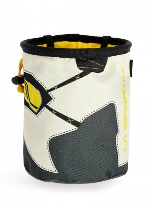Woreczek na magnezję La Sportiva Solution Chalk Bag