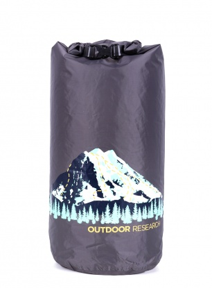 Worek Outdoor Research Graphic Dry Sack 15L - rainer pewter