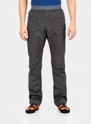 Wspinaczkowe spodnie La Sportiva Roots Pant - carbon