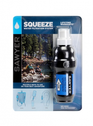 Filtr do wody Sawyer Squeeze Water Filtration System