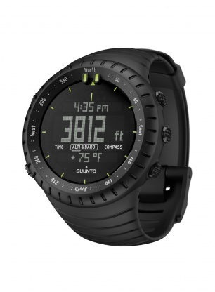 Zegarek outdoorowy Suunto Core - all black
