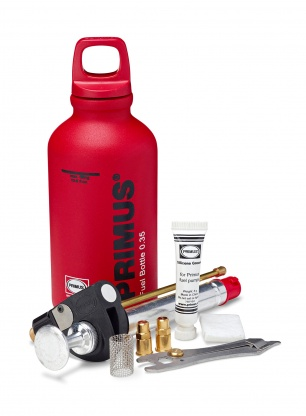 Zestaw Primus Spider Multifuel Kit - red