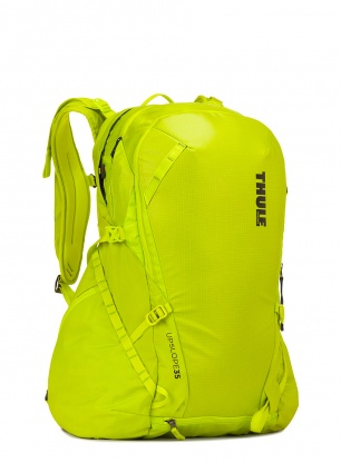 Plecak lawinowy Thule Upslope 35 + Removable Airbag System - lime