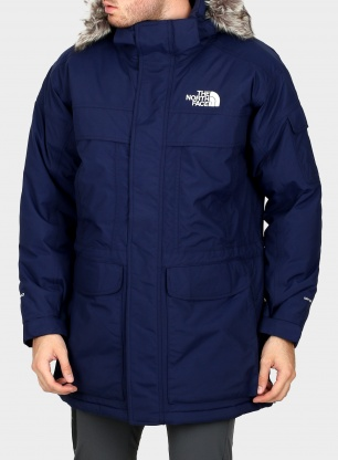 Kurtka The North Face McMurdo - montague blue